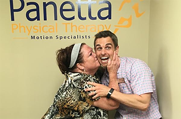 Patient Loves PT!